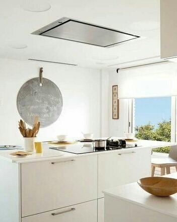 inas abiertas en viviendas de espacios pequeños