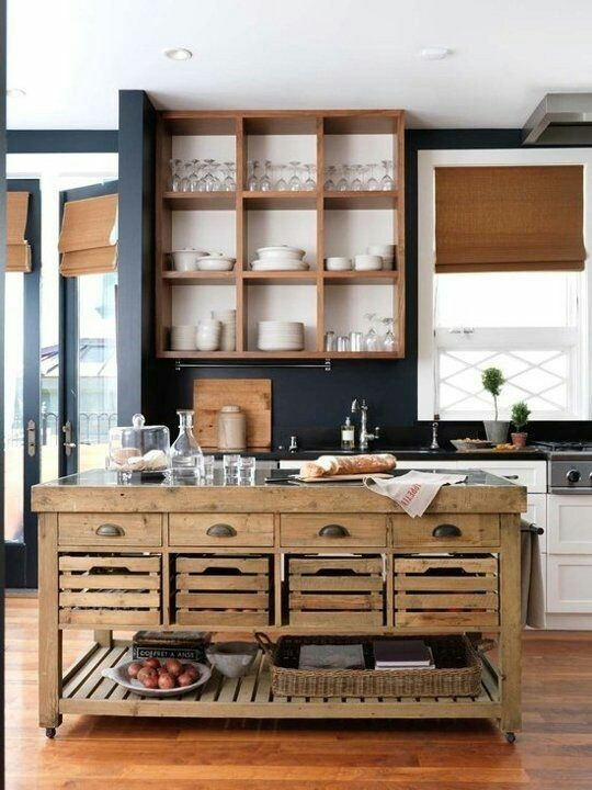 Cocinas abiertas en viviendas de espacios pequeños_2