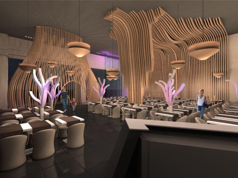 La importancia del interiorismo en restaurantes sonia masip for Diseno de restaurantes