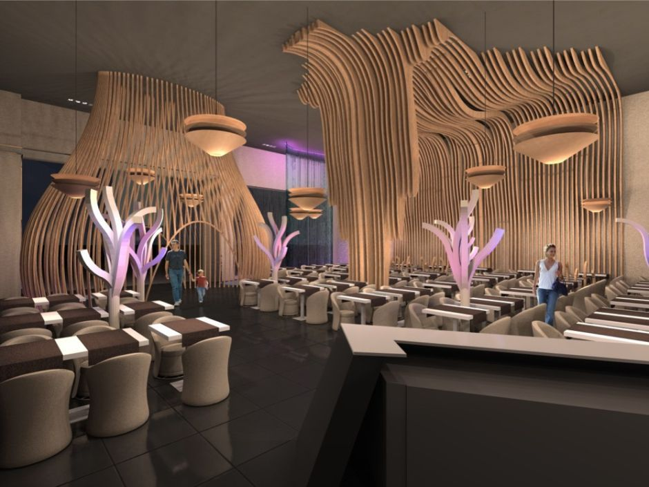 restaurante diseño