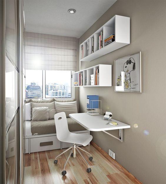 3 consejos prácticos para decorar cuartos pequeños - Sonia Masip