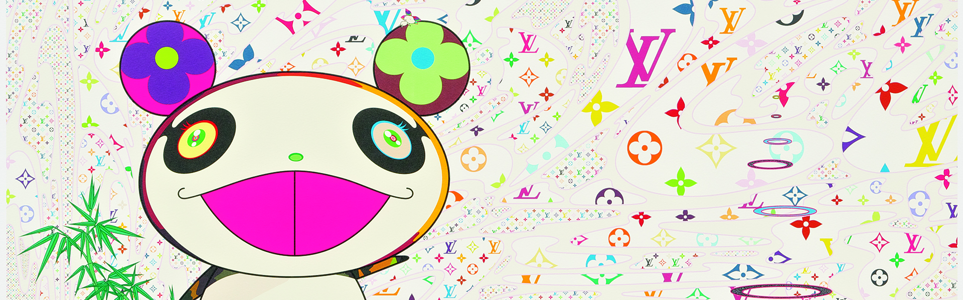 Takashi Murakami Collab With Louis Vuitton Jaguar Clubs Of