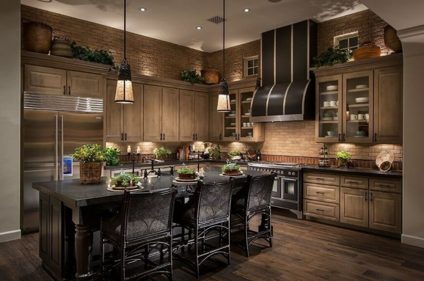 3 reglas y 4 recomendaciones para iluminar tu cocina 2