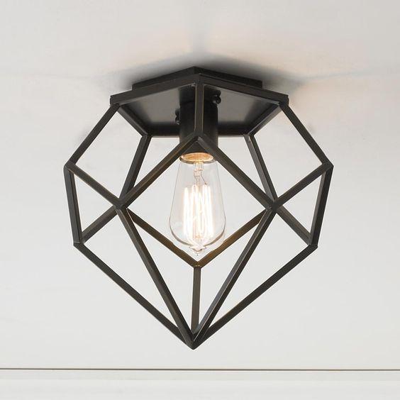 estilo geometrico luz