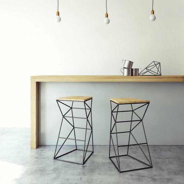 estilo geometrico mobiliario