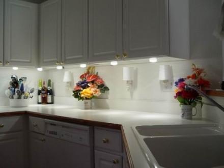 iluminacion oculta. 3 reglas y 4 recomendaciones para iluminar tu cocina
