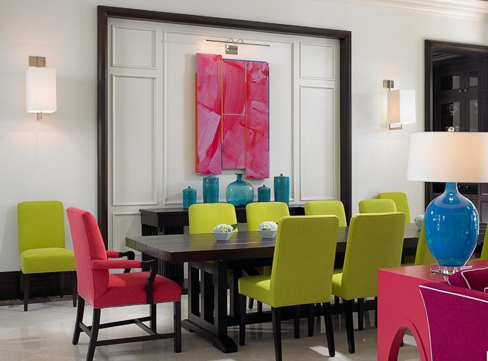 colores en el diseño de interior 2