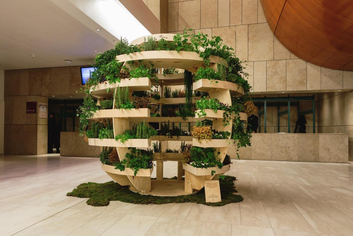 diseño de espacios verdes grow room ikea