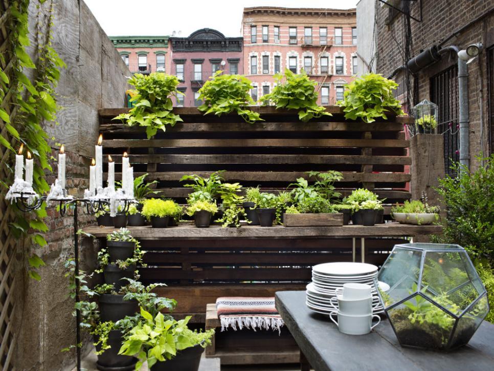 diseño de espacios verdes vuelta a lo básico