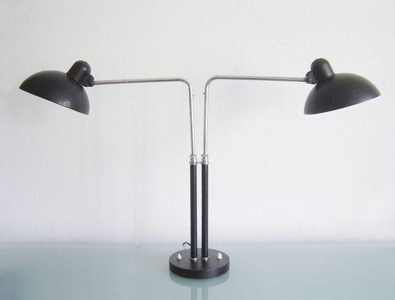 idell lámparas de mesa icónicas
