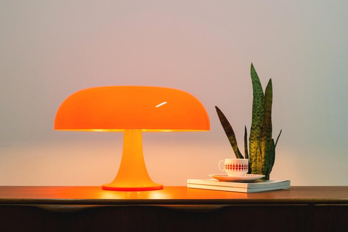 nesso lámparas de mesa icónicas
