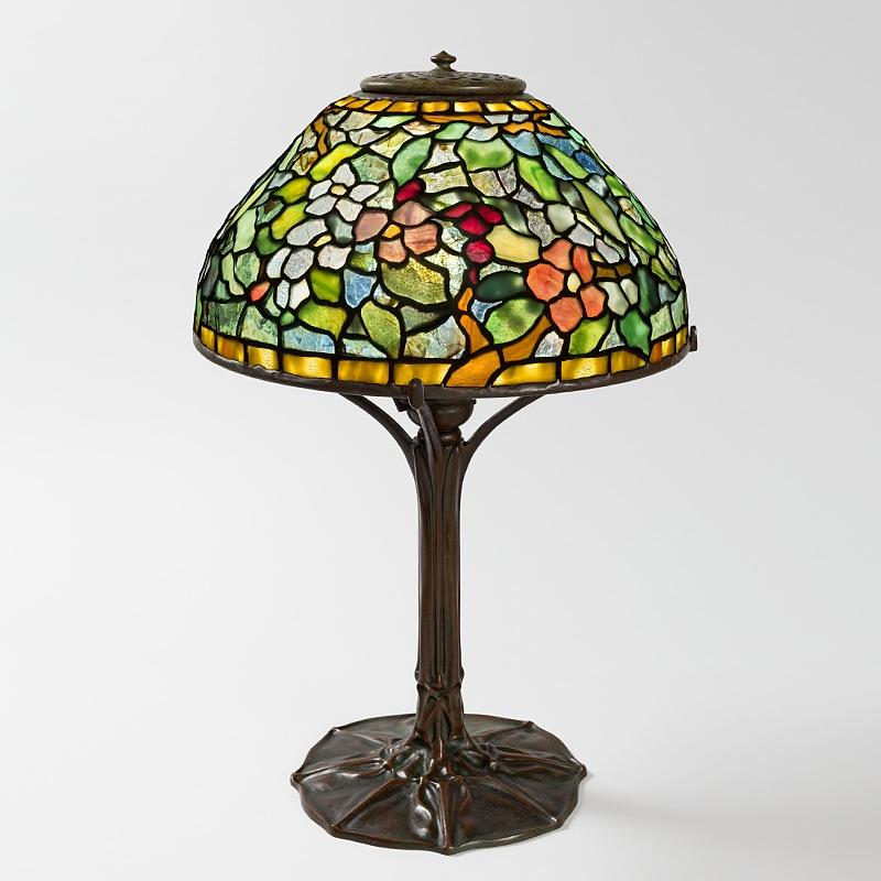 tiffany lámparas de mesa icónicas