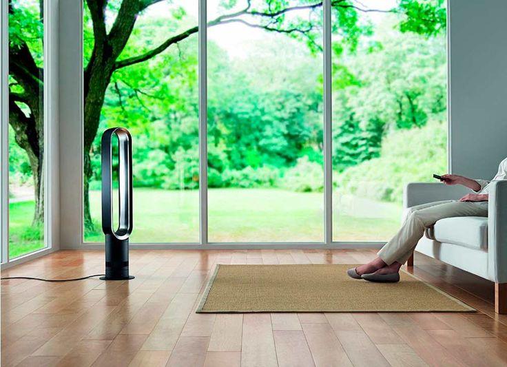refrescar tu hogar ventilador pieza