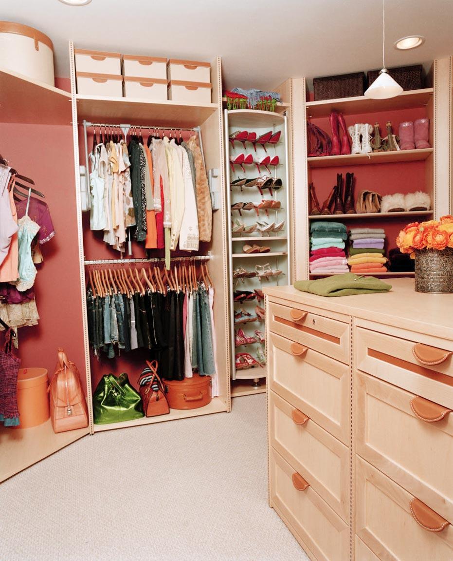 Claves para dise ar el armario de tus sue os sonia masip - Disenar un armario ...
