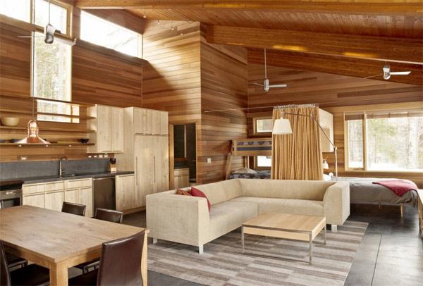 materiales naturales madera