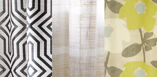 4 aspectos clave para elegir tus cortinas. lino