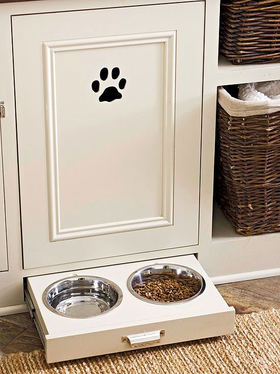 organiza tu cocina con estilo perritos