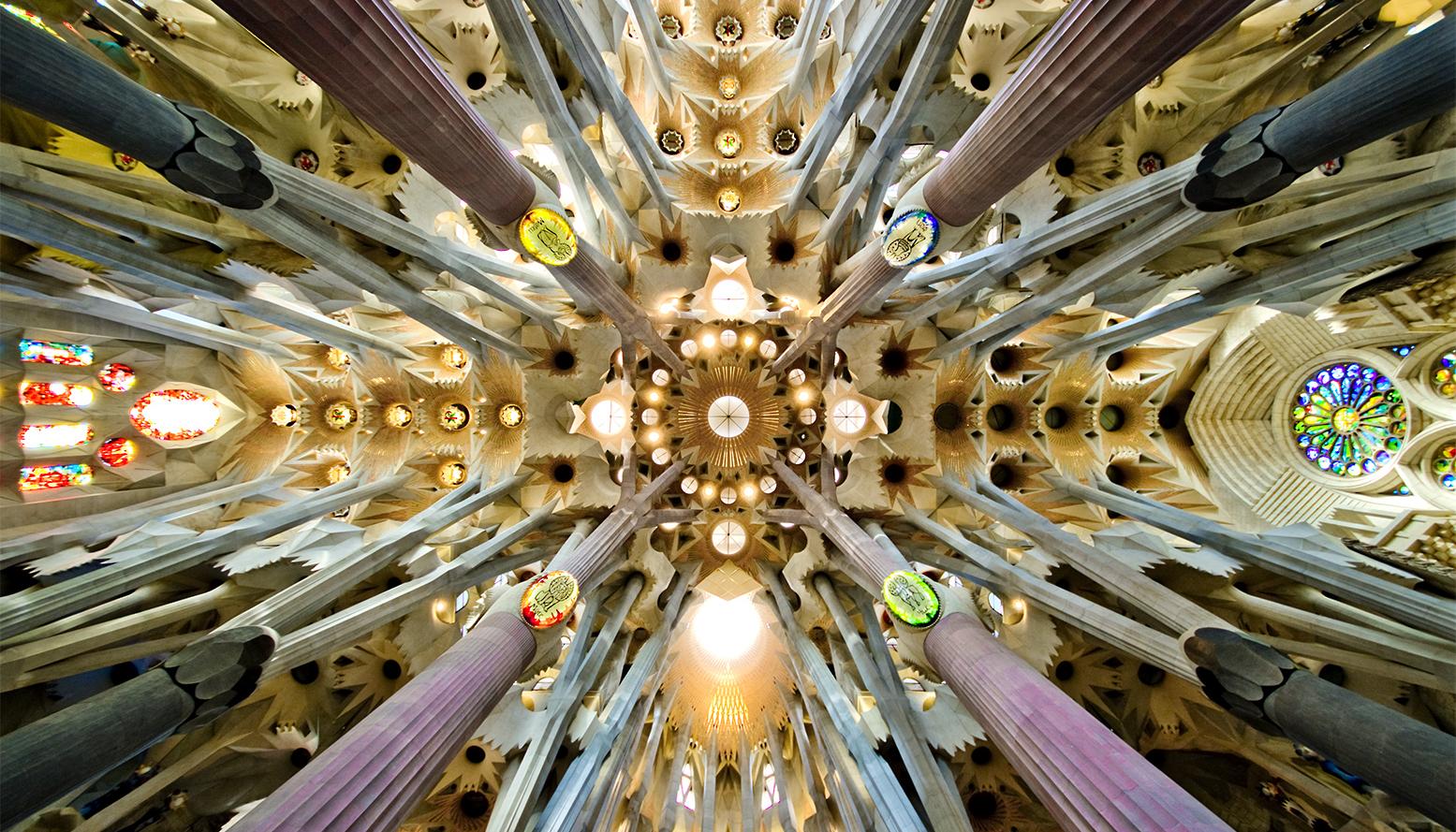 modernismo catalan sagrada familia