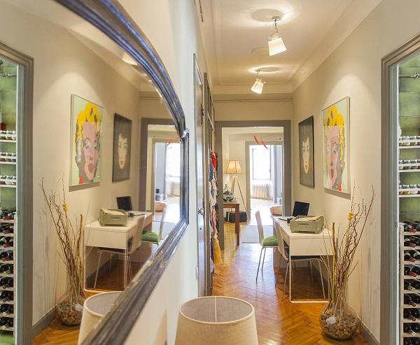 decoración de un piso en Barcelona